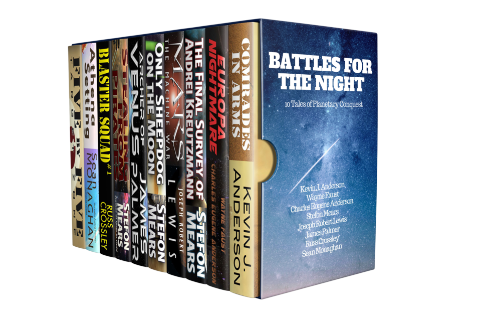 The Battles For The Night Bundle
