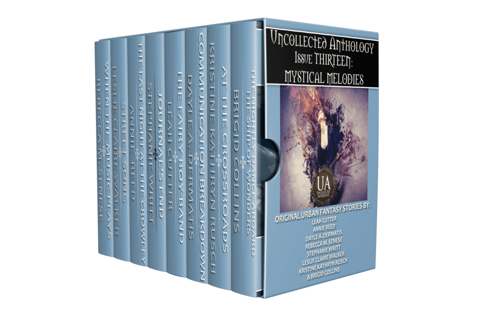 The Mystical Melodies: A Collected Uncollected Anthology Bundle