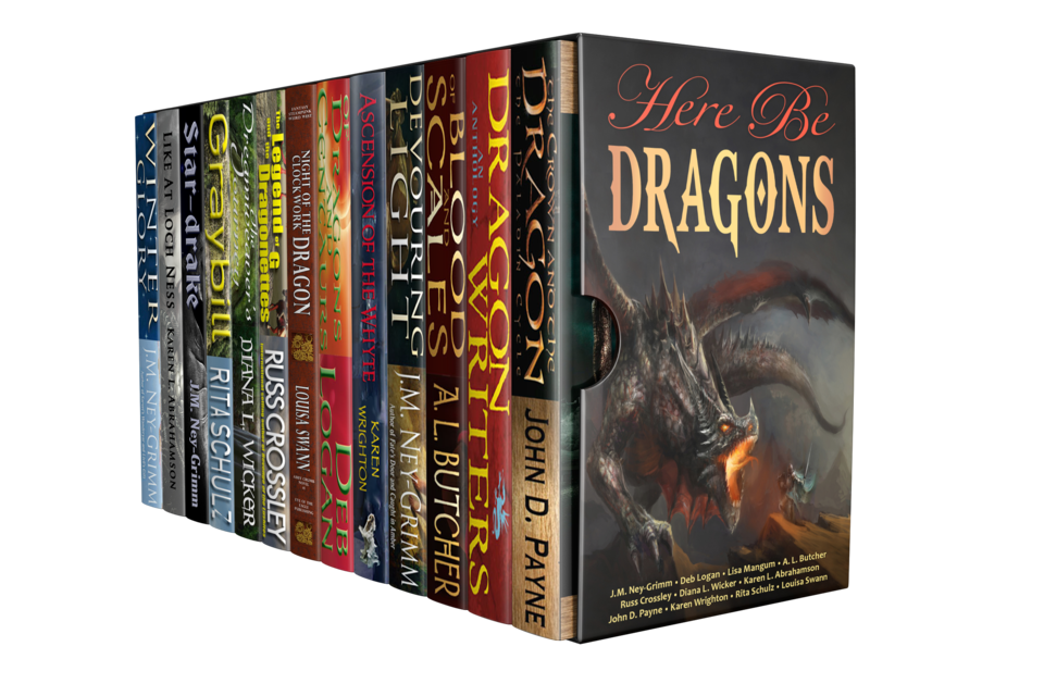 The Here Be Dragons Bundle