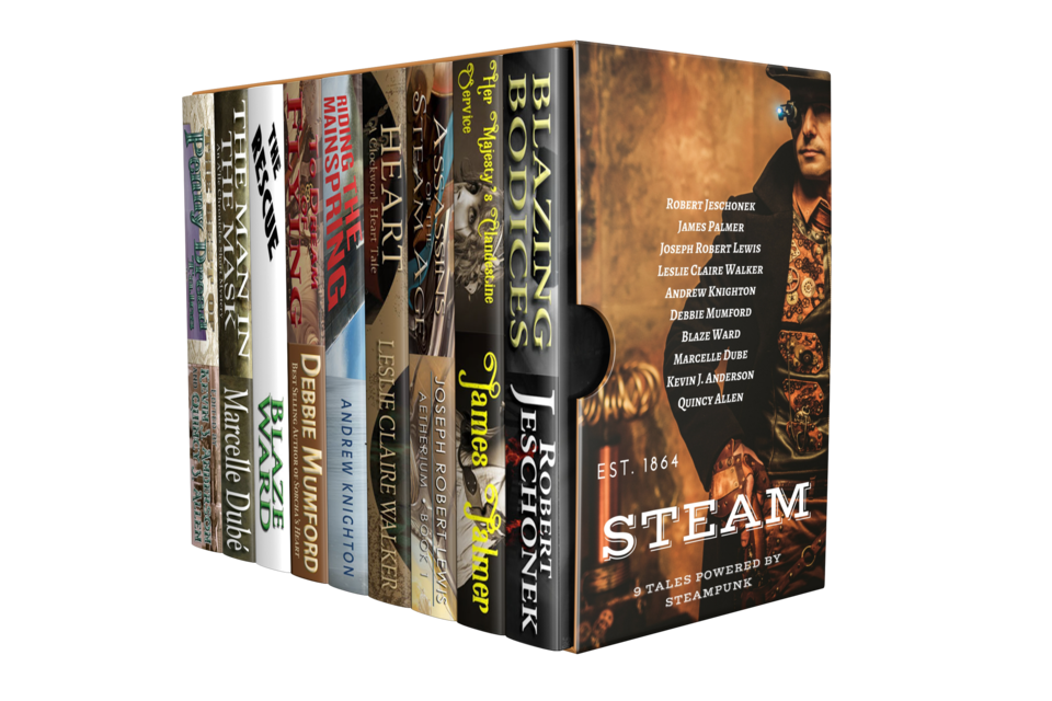 9 Tales Powered By Steampunk