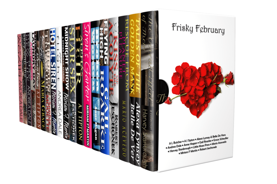 The Frisky February Bundle