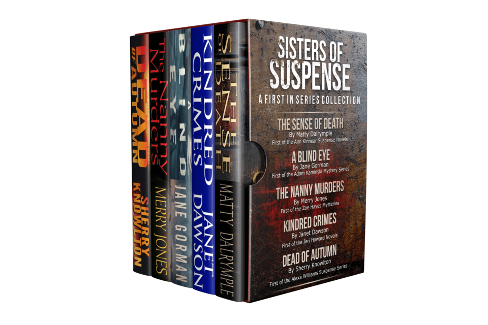 Sisters of Suspense: A First in Series Collection