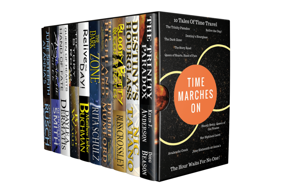 The Time Marches On Bundle