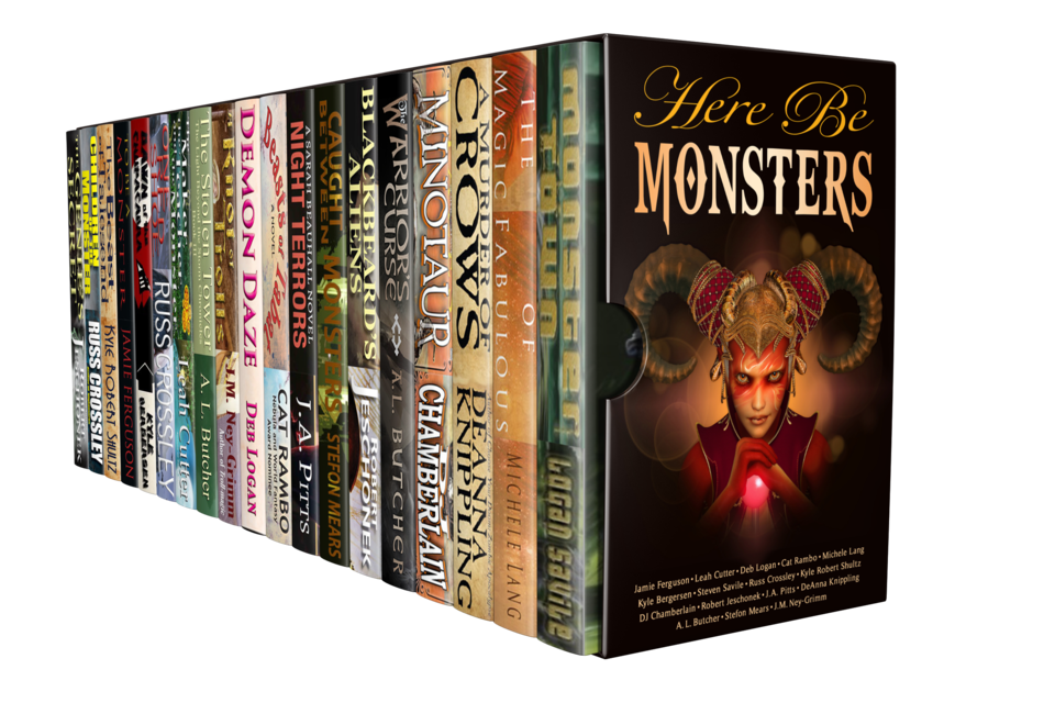 The Here Be Monsters Bundle