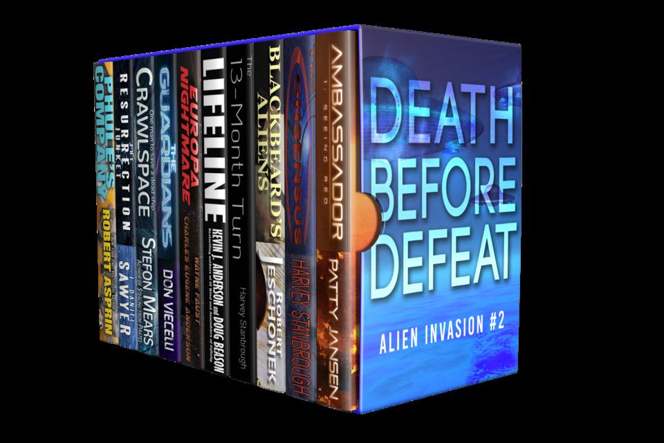 Death Before Defeat Bundle