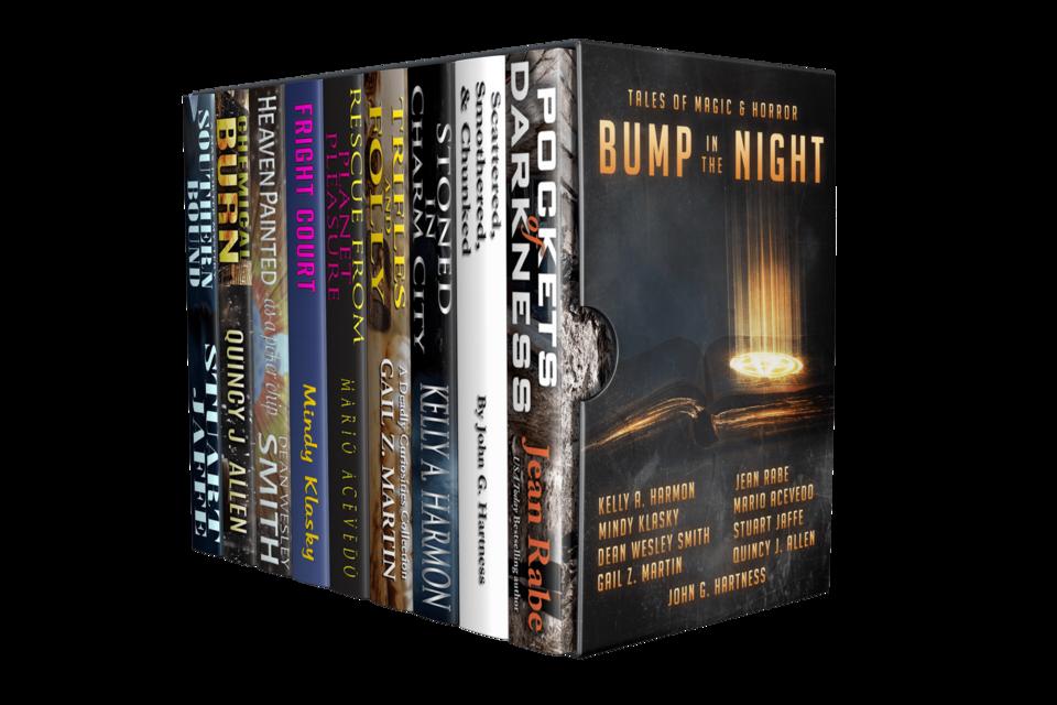 Bump in the Night - Tales of Magic & Horror