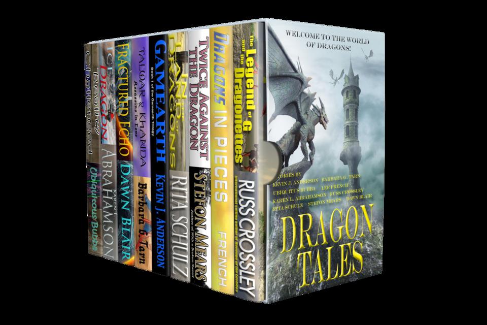 The Dragon Tales Bundle