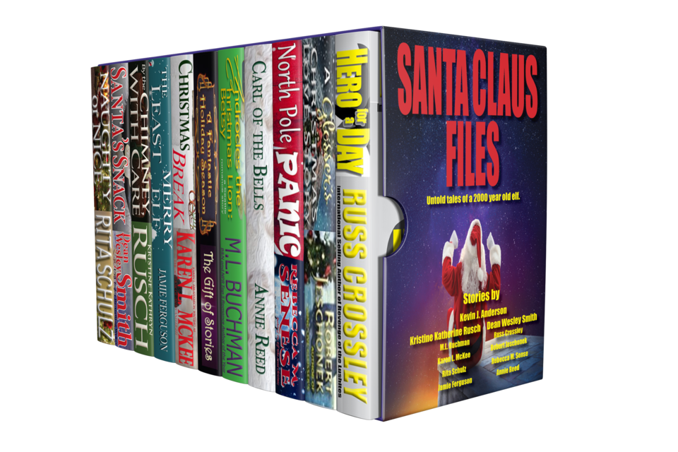 The Santa Claus Files Bundle