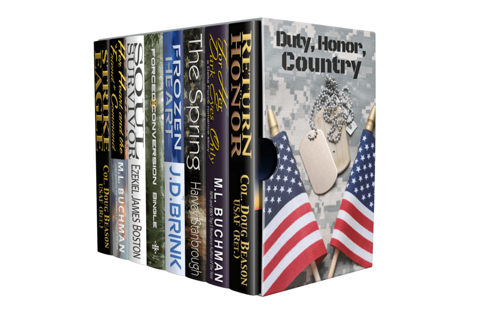 The Duty, Honor, Country Bundle
