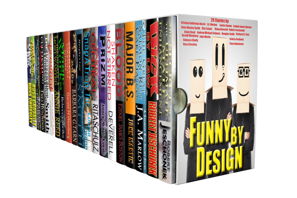 The Funny By Design Bundle