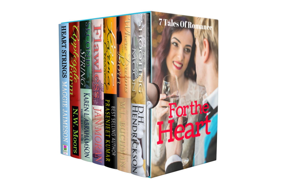 For The Heart of Romance Bundle