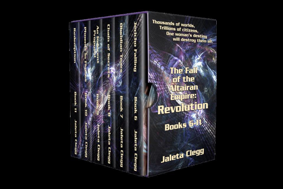 The Fall of the Altairan Empire: Revolution Bundle