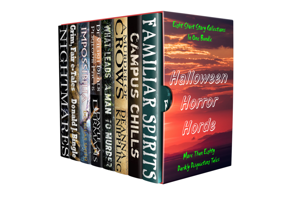 The Halloween Horror Horde Bundle