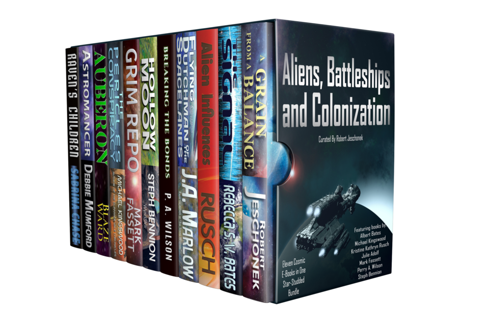 The Aliens, Battleships and Colonization Bundle