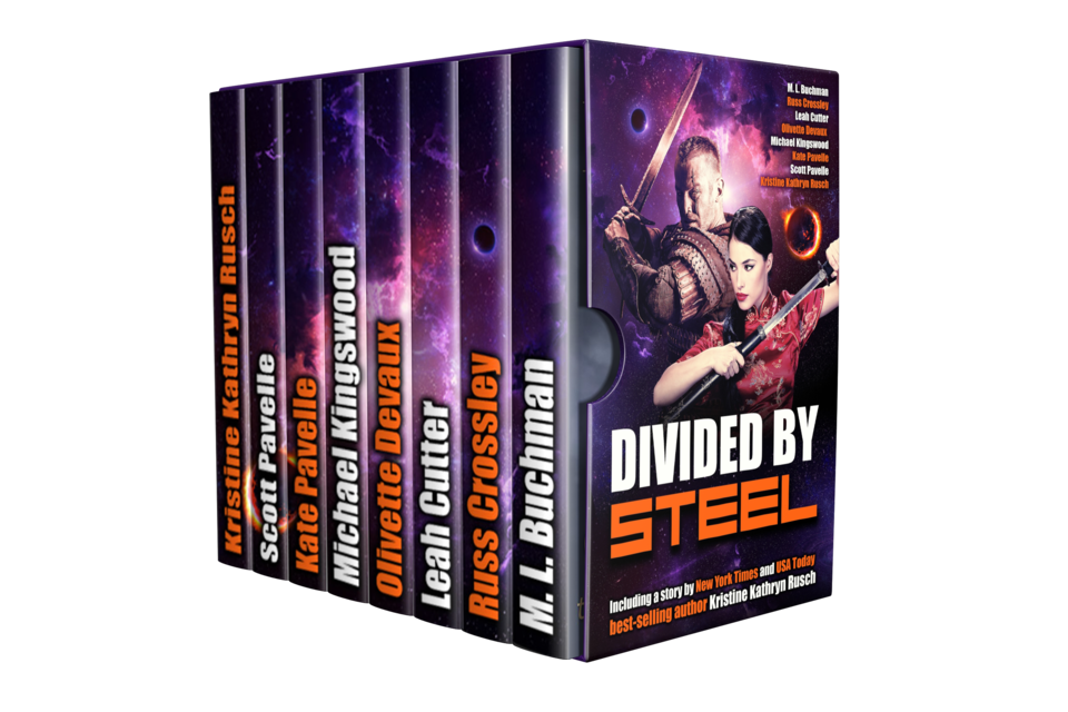 The Divided By Steel Bundle