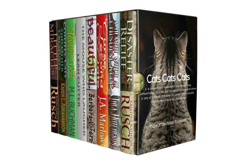 The Cats Cats Cats Bundle