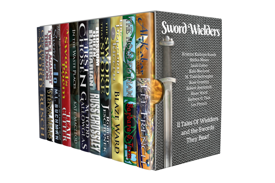 The Sword Wielders Bundle