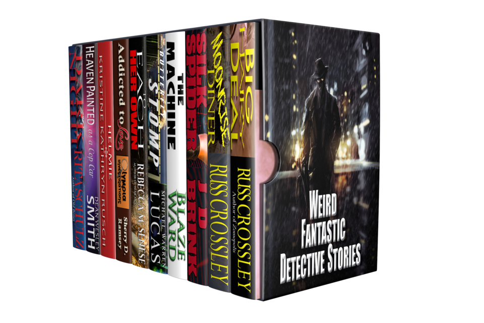 The Weird Fantastic Detective Stories Bundle