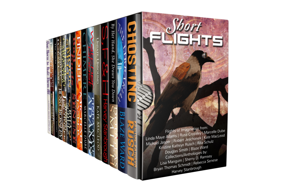 The Short Flights (of the Imagination) Bundle