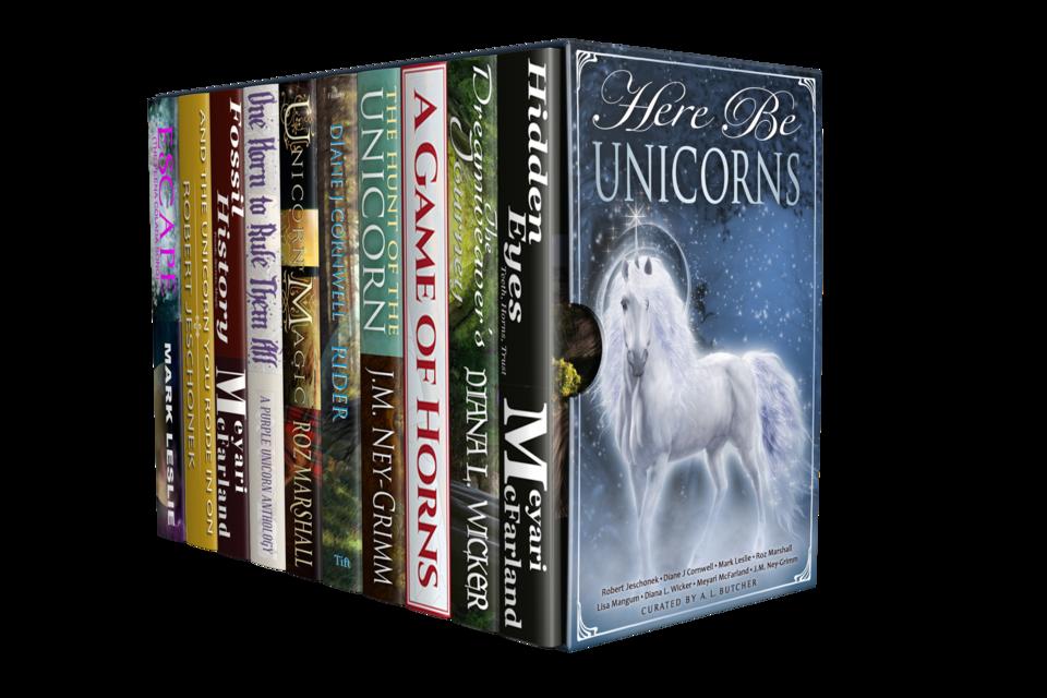 The Here Be Unicorns Bundle