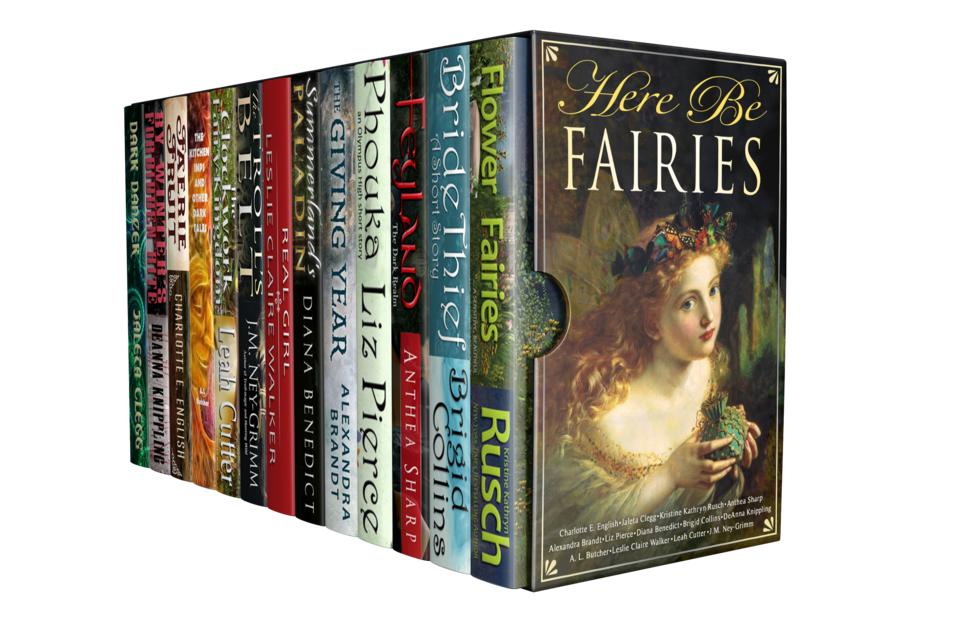 The Here Be Fairies Bundle