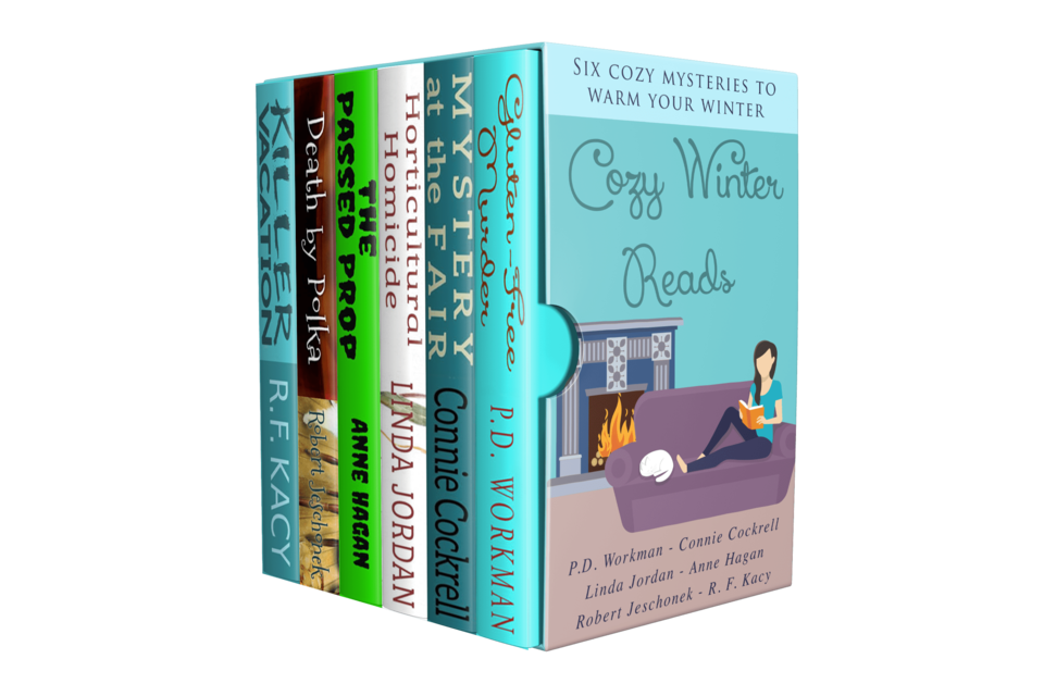The Cozy Winter Reads Bundle