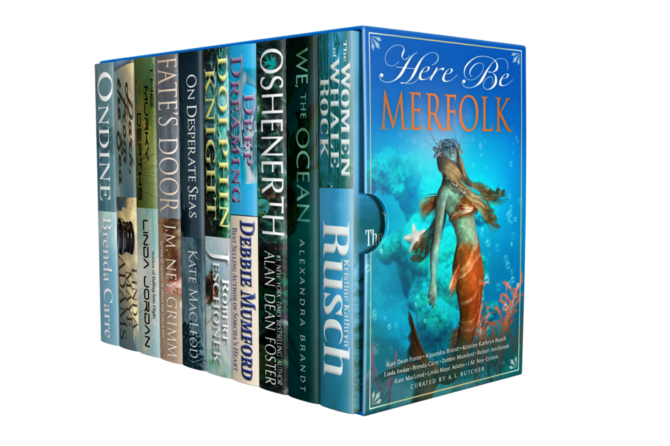 The Here Be Merfolk Bundle
