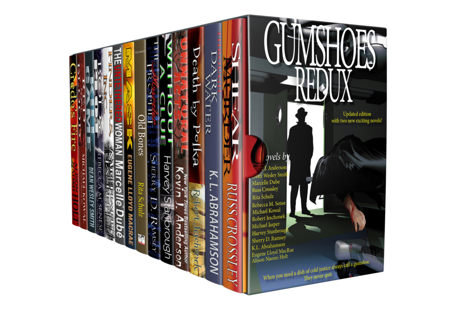 The Gumshoes Redux Bundle