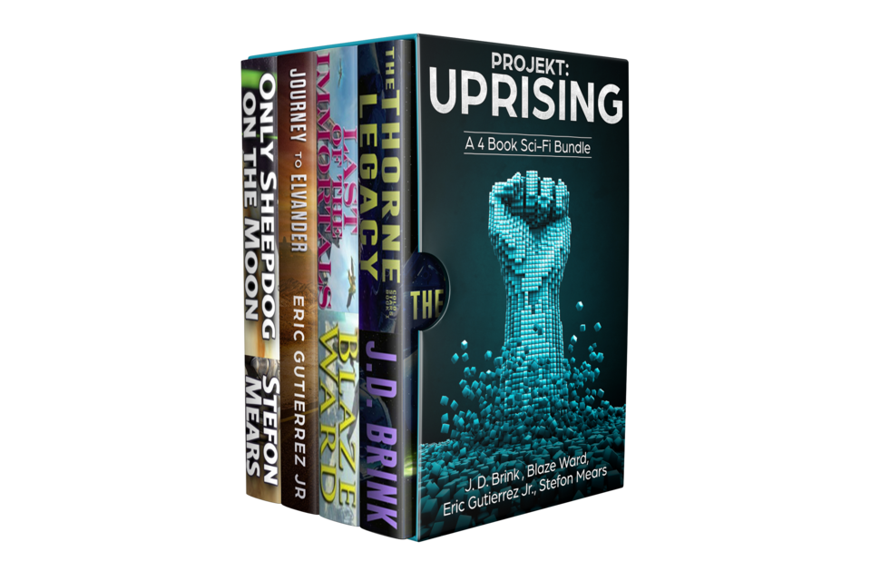 The Projekt: Uprising Bundle
