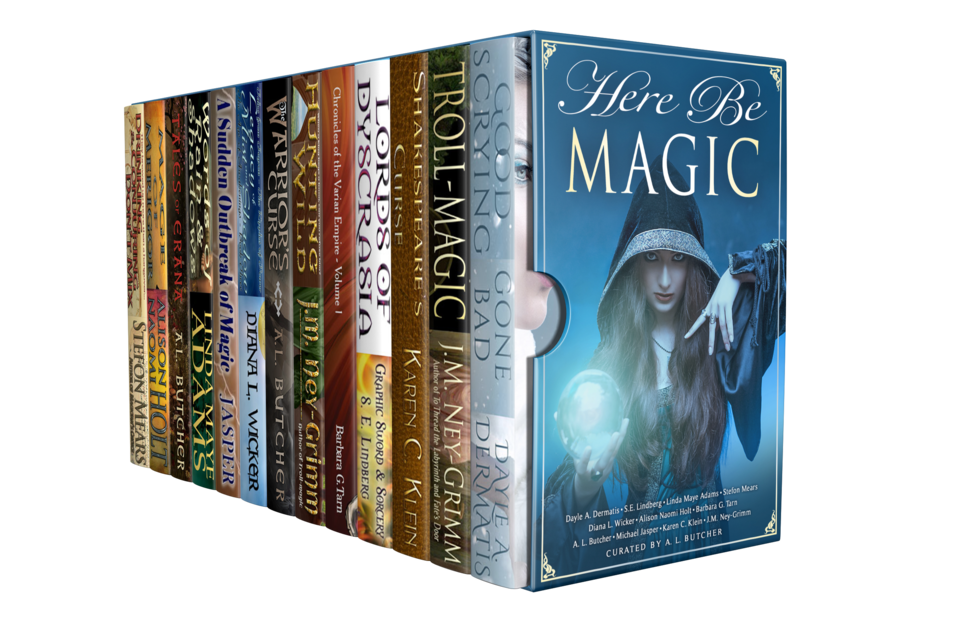 The Here Be Magic Bundle