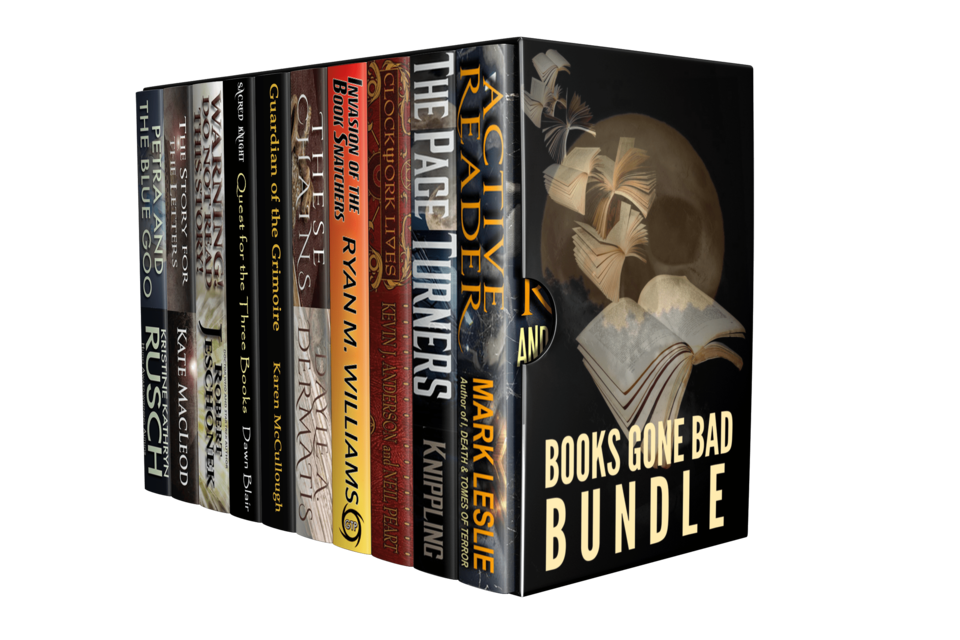 The Books Gone Bad Bundle