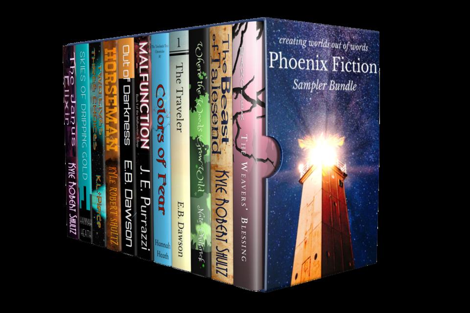 The Phoenix Fiction Sampler Bundle