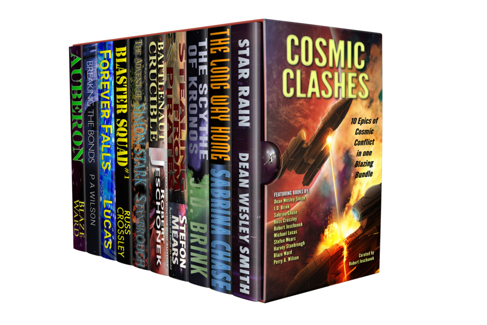 The Cosmic Clashes Bundle