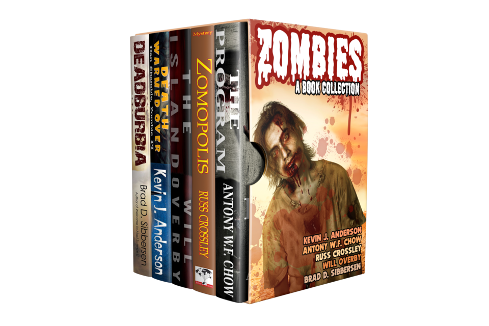 The Zombies: A Book Collection Bundle