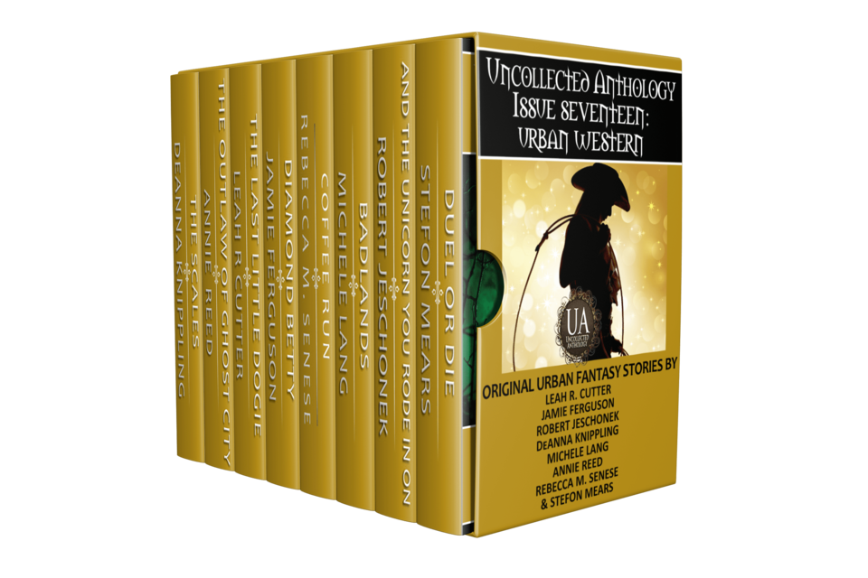 The Urban Western: A Collected Uncollected Anthology Bundle