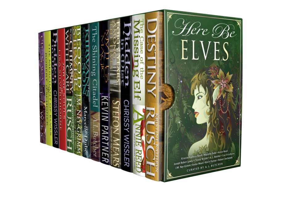 The Here Be Elves Bundle
