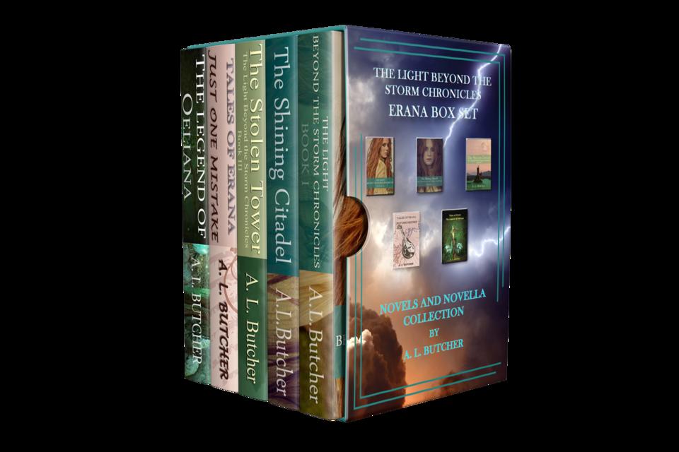 The Light Beyond the Storm Chronicles Bundle (Books 1-3) Bundle