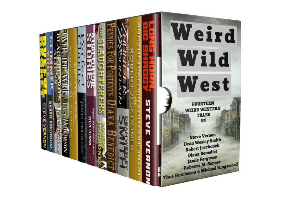 The Weird Wild West Bundle