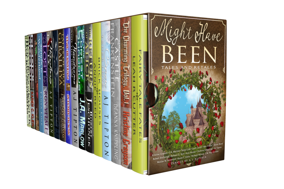 The Might Have Been - Tales and Retales Bundle