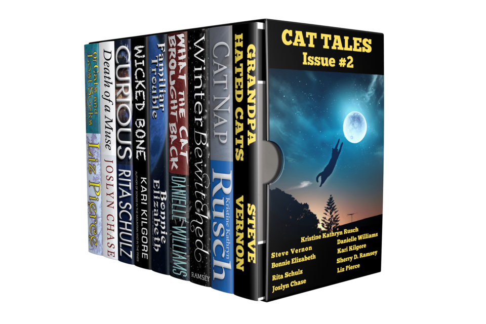 The Cat Tales Issue #2 Bundle