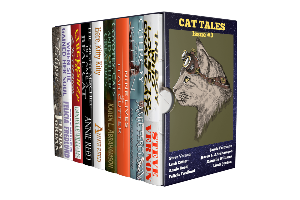 The Cat Tales Issue #3 Bundle