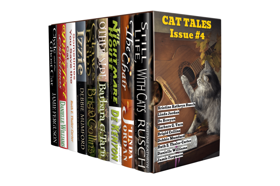 The Cat Tales Issue #4 Bundle