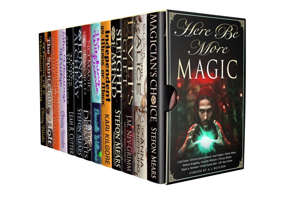 The Here Be More Magic Bundle