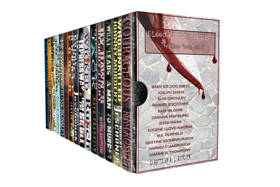 The Blood on the Cobbles Bundle