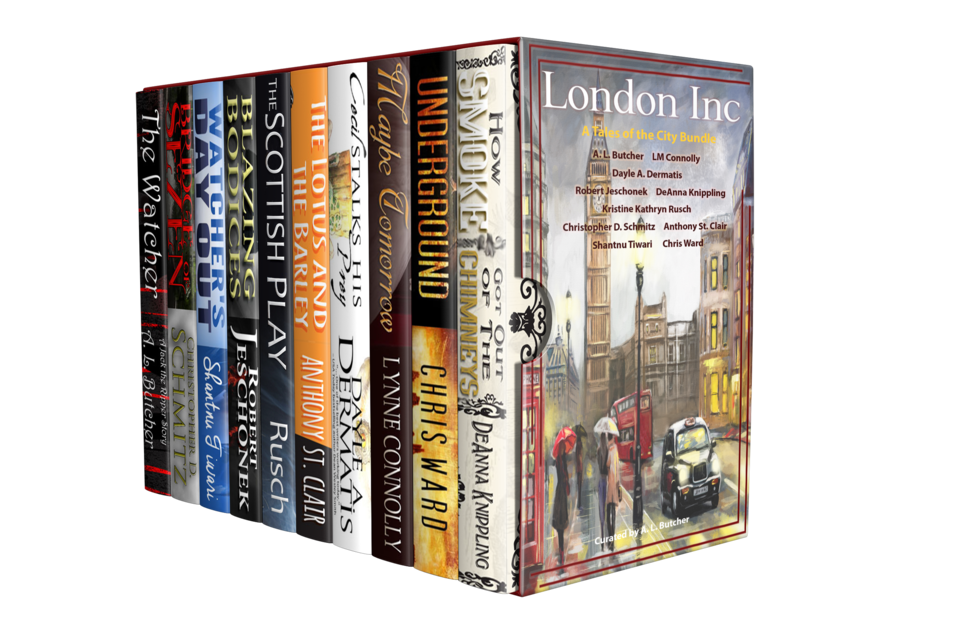 The London Inc Bundle