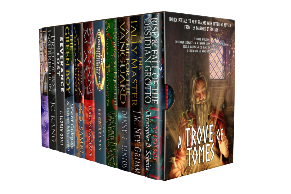 The A Trove of Tomes Bundle