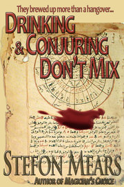 Drinking and Conjuring Don't Mix