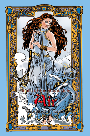 Books of the Immortals - Air