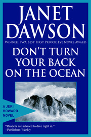 Don't Turn Your Back On The Ocean