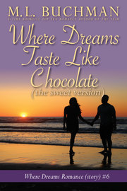 Where Dreams Taste Like Chocolate (sweet)